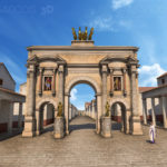 Arc de Timgad