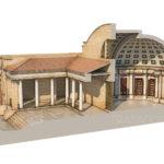 Bibliothèque publique de Timgad