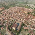 Reconstitution de Timgad
