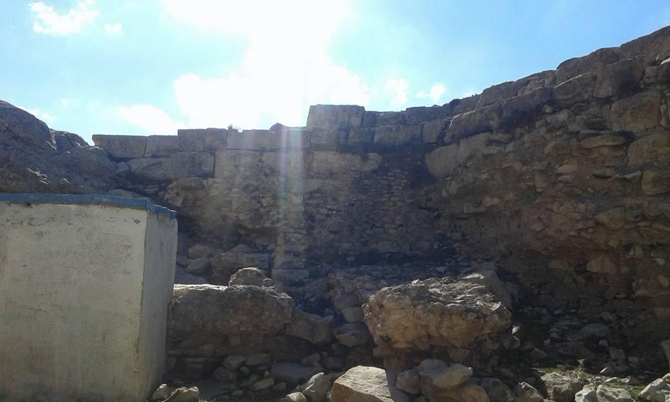Ruines de Vatari