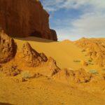Montagnes du sable Brezina