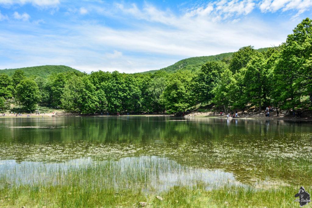 Le Lac Noir (Agelmim Aberkan)