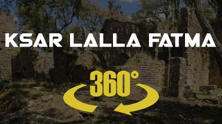Visite virtuelle au Ksar Lalla Fatma