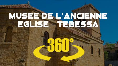 Visite virtuelle musée de l'ancienne église de Tébessa
