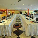 salle de réunion hôtel Abbasside Palace