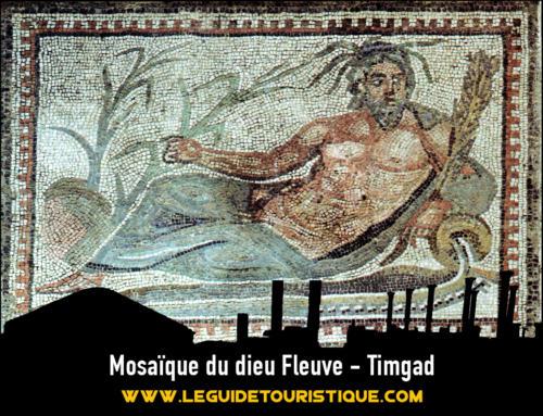 Mosaïque du dieu Fleuve