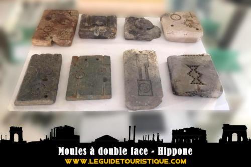 Meules de l'époque romaine