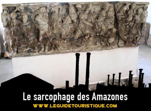 Sarcophage des amazones