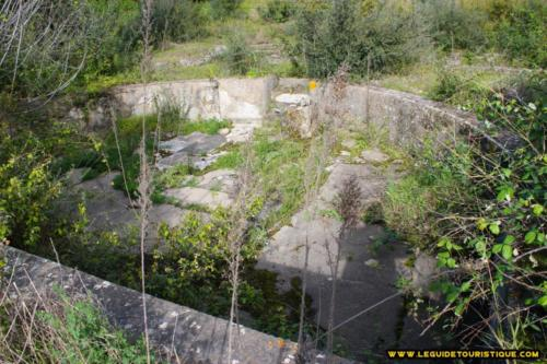 Piscine romaine d'Hippone