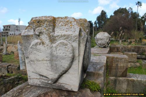 Quartier des villas romaines d'Hippone