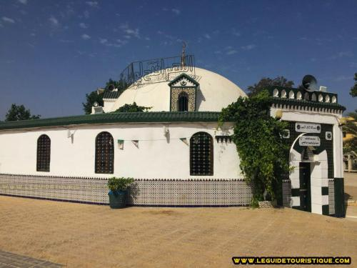 Mausolée de Sidi Brahim