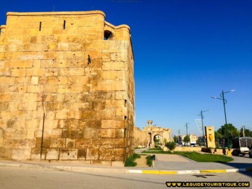 Muraille byzantine de Thevest (Tébessa)