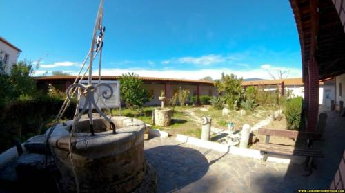 Jardin du musée d'Hippone
