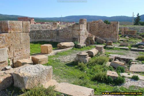 Tébessa Khalia (Thevest antique)