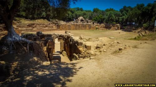 Amphithtre de Tipaza