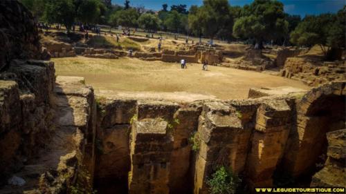 Amphithéâtre Tipaza