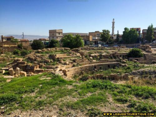 Amphithéâtre de Thevest