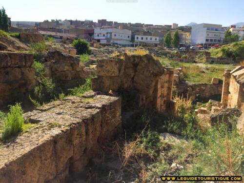 Amphithêatre de Thevest