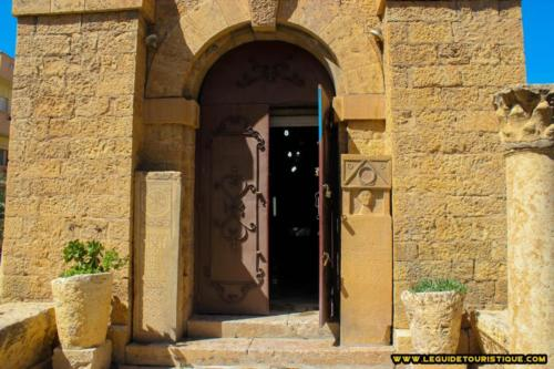 Musée de l'ancienne église de Tébessa