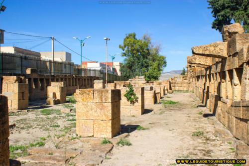 Basilique berbéro-romaine de Thevest